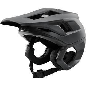 Fox Dropframe Pro Helm Herren black